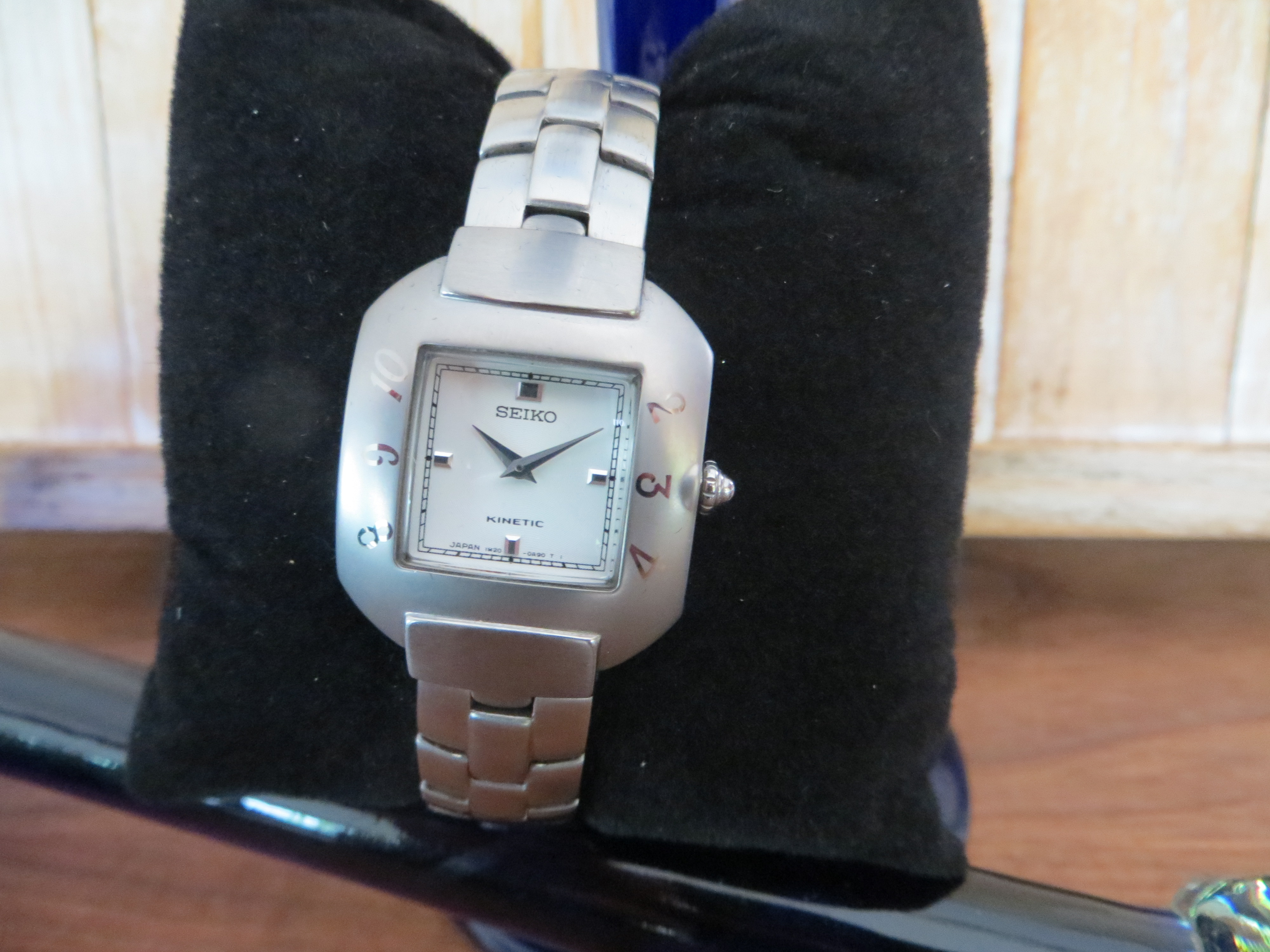 Verbazingwekkend Seiko Dames horloge Kinetic Design limited CS-58
